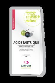 Kwas winowy Tartaric Acid 1kg