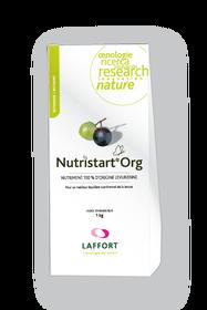 NUTRISTART ORG® 1kg pożywka