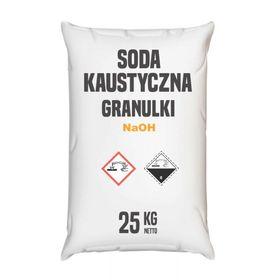 Soda kaustyczna 100kg granulat