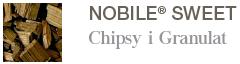 Czipsy NOBILE SWEET 1kg